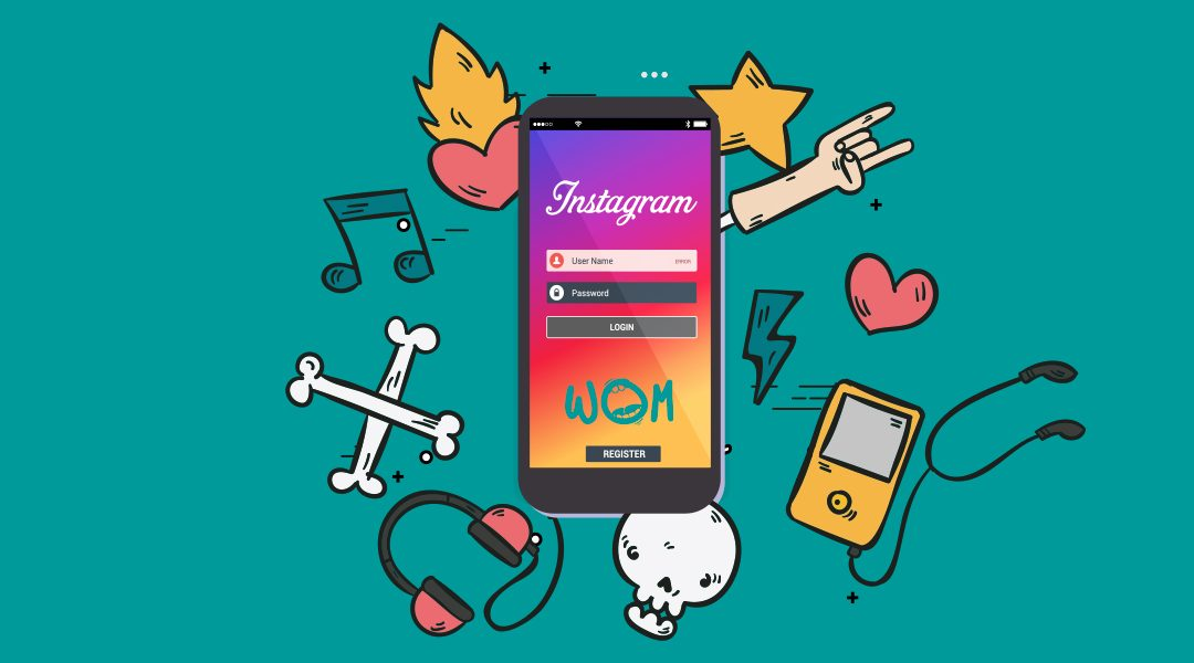 Añade música a tus stories con Instagram Music